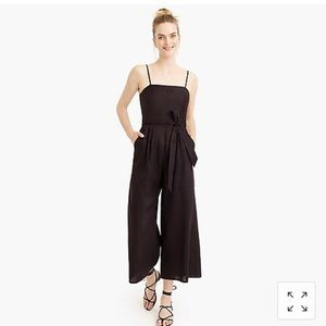 JCREW Spaghetti strap jumpsuit - sizes 12T and 12